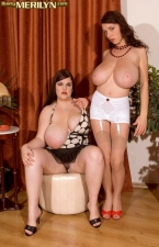 Merilyn And Jelena A Spanking Worthwhile Time