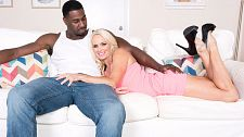 Dani Dare, the dream wife, makes her BBC fantasies come true